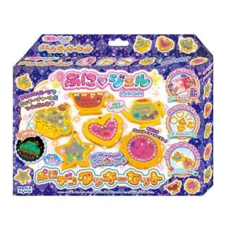 【SEGA TOYS】魔法水晶吊飾 美味餅乾裝飾組(女孩 DIY創意)