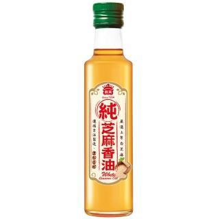 【義美】100%純芝麻香油(250ml/瓶)