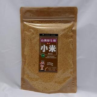 台灣小米有機300g(台灣小米)