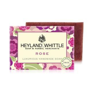【H&W 英倫薇朵】英倫玫瑰手工香氛皂(120g)