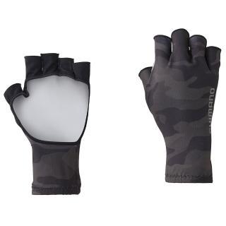 【SHIMANO】SUN PROTECTION 防曬短版手套 碎紋系列(GL-048Q)