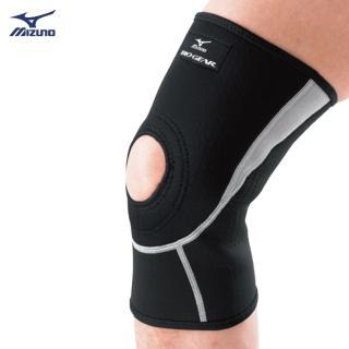 【MIZUNO 美津濃】BIO GEAR加長型護膝 K2TJ6A0403(護膝)