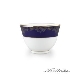 【NORITAKE】藍色樂章中式茶杯(日本皇室御用瓷器)