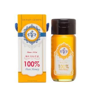 【Honey Queen 蜂蜜皇后】嫣紅烏木臼花蜜700g(台灣百分之百純天然蜂蜜)