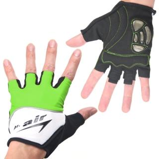 【DR. AIR】第三代氣墊避震手套-嫩綠(4種尺寸可選)