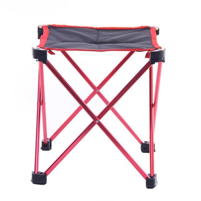 【PUSH!】戶外休閒用品便攜式鋁合金折疊凳椅子寫生凳釣魚凳凳子(P108)/