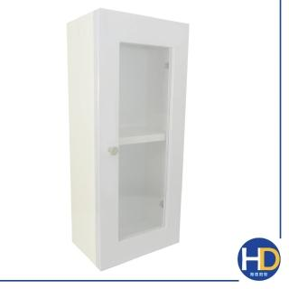 【雙手萬能】采漾防水塑鋼單門浴櫃