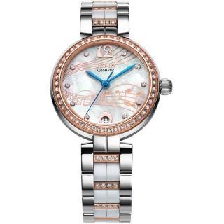 【FIYTA 飛亞達】心弦系列機械腕錶(LA8616.MWMH)