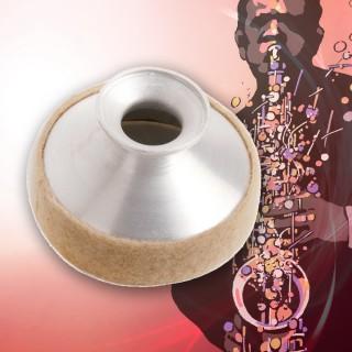 【美佳音樂】Alto Sax 中音薩克斯風 弱音器(消音器)