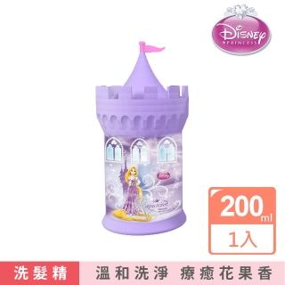 【Disney 迪士尼】Princess Rapunzel 魔髮樂佩香氛洗髮精(200ml)