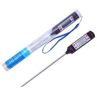 【台灣霓虹】食品奶瓶探針溫度計(料理溫度計測溫筆)