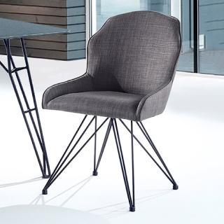 【AS】其羅布餐椅-50x64x84cm(兩色可選)