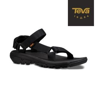 【TEVA】原廠貨 女 Hurricane XLT2 水陸機能涼鞋/雨鞋/水鞋(黑-TV1019235BLK)