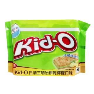 【NISSIN 日清】Kid-O三明治餅乾-檸檬(350g-奶素)