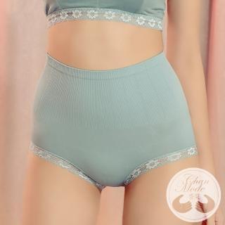 法國香茉高彈力收腹蠶絲塑型褲