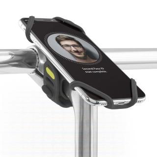 【Bone】Bike Tie Pro 2 單車龍頭綁 第2代 黑(自行車手機支架 手機架)