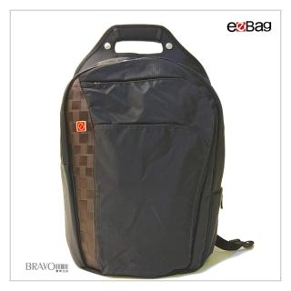 【eeBag】旅行休閒全能護腰透氣15.6吋(電腦包)