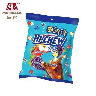 【台灣森永】嗨啾軟糖袋裝-110g-好酸酸/汽水綜合
