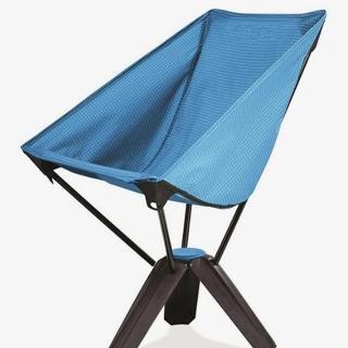 【May Shop】戶外折疊椅野餐燒烤釣魚椅沙灘月亮椅