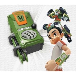 【機器戰士】TOBOT 冒險K鑰匙對講機(男孩 機器人)