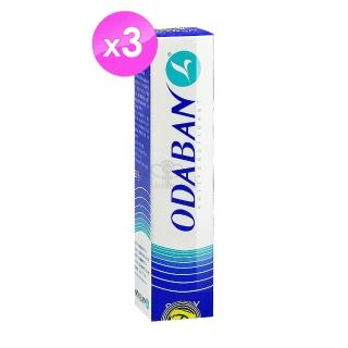 【ODABAN】優得芬 止汗噴霧劑30mlX3罐(公司貨 防偽標籤)