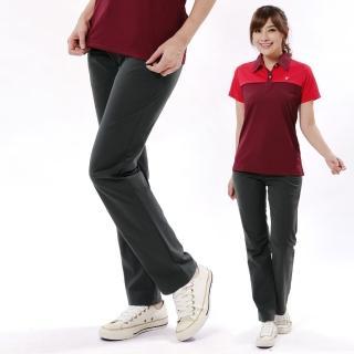 【遊遍天下】女款彈性涼感抗UV吸排長褲GP10001二色(XS-2L)