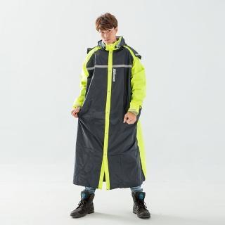 【Bright Day 君邁】藏衫罩背背款-大人背包前開連身式風雨衣(機車雨衣、戶外雨衣)