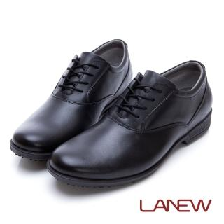 【LA NEW】NEW MAN 生活防水 安底防滑 紳士鞋(男31240350)