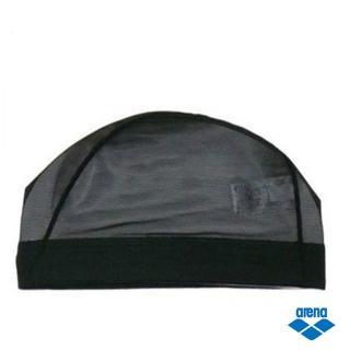 【arena】泳帽 雙材質 舒適 ARN-13(網布材質 保護頭部  防滑)
