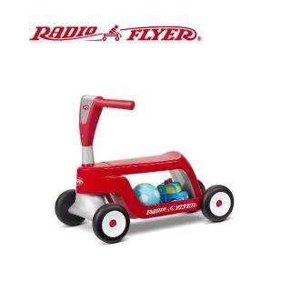 【RadioFlyer】小浣熊二合一滑步滑板車