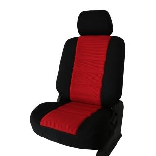 【葵花】量身訂做-汽車椅套-日式合成皮-賽車升級配色(休旅車款-5人座)