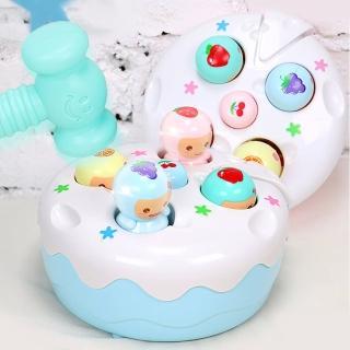 【JoyNa】幼兒益智玩具 打地鼠兒童敲打玩具(共兩色)