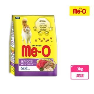 【Me-O 咪歐】乾貓糧 - 海鮮口味(3kg)