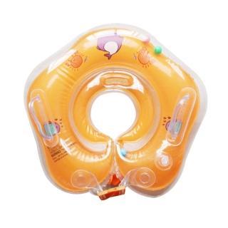 【JoyNa】兒童游泳圈 新生兒充氣脖圈嬰兒頸圈救生圈(共四色)