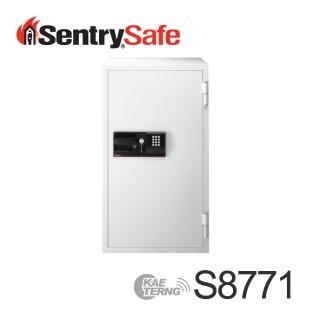 【Sentry Safe】美國金庫 電子式商務防火金庫(特大)S8771(凱騰經銷)