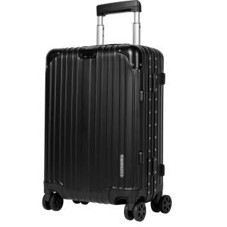 【Bentley 賓利】全鋁鎂合金拉桿行李箱(20吋-銀)