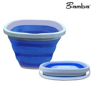 【Bamba】摺疊水桶 15公升