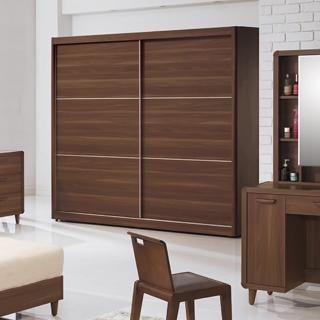 【AS】蜜琪北歐7x7尺衣櫥-211.4x60.7x199cm