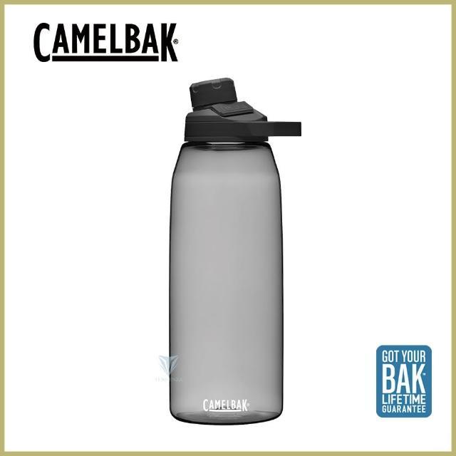 【CAMELBAK】1500ml 戶外運動水瓶 炭黑(CB1514001015 水壺)