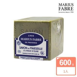 【法國法鉑】橄欖油經典馬賽皂(600g)