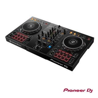 【Pioneer DJ】DDJ-400 入門款rekordbox dj 雙軌控制器(公司貨)
