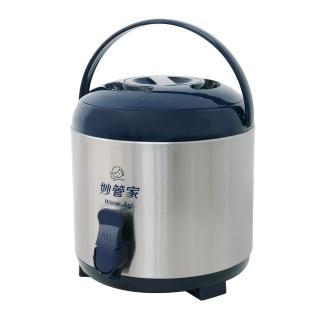 【妙管家】5.8L不鏽鋼保溫茶桶(HKTB-0600SSC)
