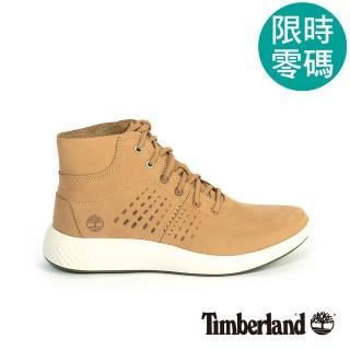 【Timberland】男款FlyRoam Chill小麥黃休閒靴