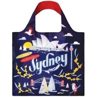 【LOQI】雪梨 URSY(購物袋.環保袋.收納.春捲包)