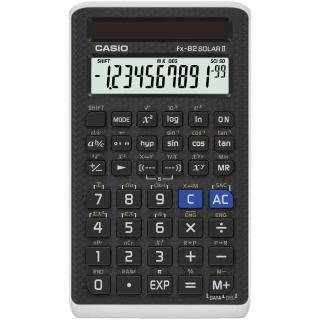 【CASIO 卡西歐】CASIO 國家考試型工程計算機(FX-82SOLARII)