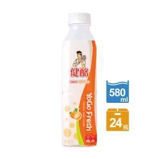 【金車】健酪乳酸飲料-熱帶水果口味580ml-24罐