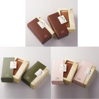 【MU LIFE 荒木雕塑藝品】香氣的逆旅180支組(心光.馳放.神思7cm/60支裝*3盒)