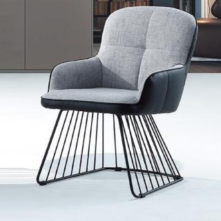 【AS】喬治休閒椅-56x46x80cm