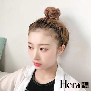 【HERA 赫拉】簡約波浪髮箍(3色)