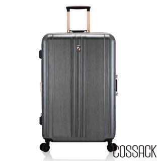 【COSSACK】CLASSIC經典- 28吋PC鋁框行李箱(兩色可選)